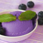Köstliche Eiscreme