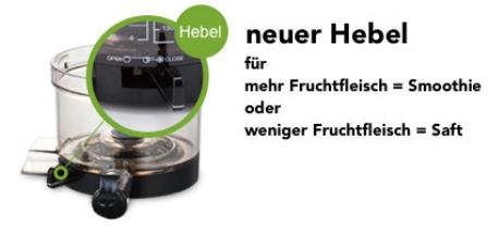 Entsafter Hurom Slow Juicer Deluxe : Hurom HH / HU-700 Slow Juicer