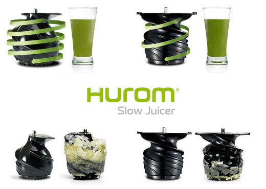 Vitesse Slow Juicer Review : Hurom HH / HU-700 Slow Juicer