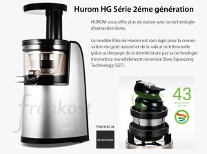 Hurom HG Série 2éme génération